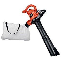 black and decker 3-in-1 blower vacuum mulcher
