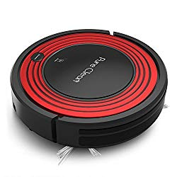 Robot Vacuum Cleaner and Dock