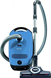 Miele Classic C1 Turbo Team Bagged Canister Vacuum